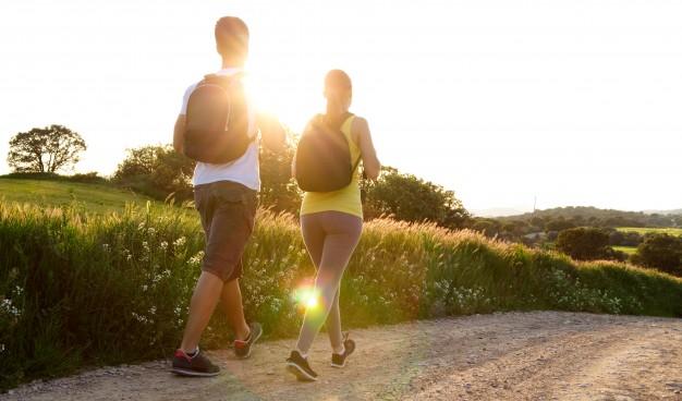 Ето как да превърнете ходенето в страхотна тренировка